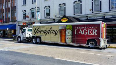 Pennsylvania woman, 106, who loves Yuengling beer, gets gift from brewery