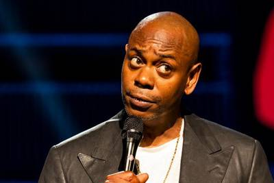 """Dave Chappelle says he'll meet with trans protestors, but says, """"You will not summon me"""""""