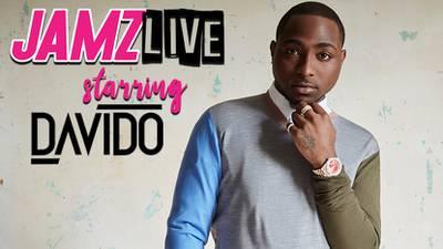Davido Jamz Live lit fans up