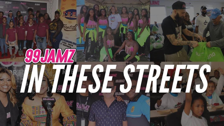 99 JAMZ Community Events