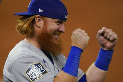 Dodgers 3B Justin Turner removed from Game 6 of World Series after positive COVID-19 test