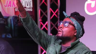 Wale Talks 6th Studio Album, #EverythingsFineTour, Black Bo & More at #JAMZLive!