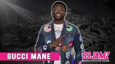 JAMZ LIVE starring Gucci Mane
