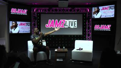 Jamz Live starring Jacquees
