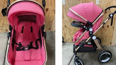 Recall alert: Around 750 Belecco strollers recalled due to fall, entrapment, strangulation concerns