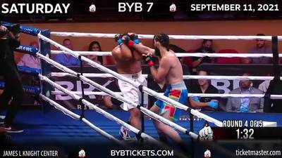 BYB Extreme Bareknuckle Fighting Series