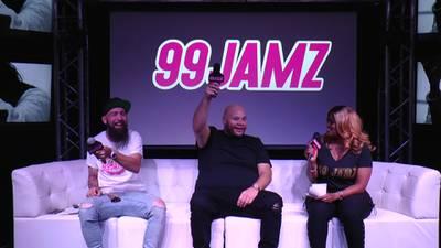 JAMZ LIVE starring Fat Joe
