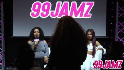 JAMZ LIVE starring Dreezy